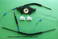 SKODA SUPERB WINDOW REGULATOR REPAIR KIT FRONT LEFT